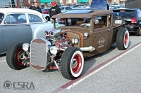 Model A Extended Cab