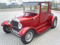 Model T Dr's Coupe