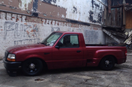2000 Ford Ranger Lowered Build By Belvader