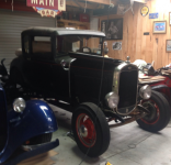 Model A Coupe