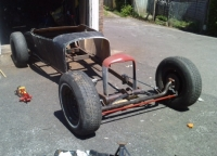 Model T Hotrod Happy