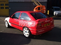 RS2000 Mk5 Track Day Car