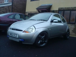 Ford Ka Zvh Turbo Build